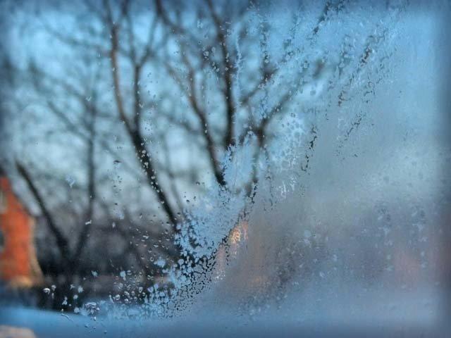 вид из зимнего окна - Юлия Денискина