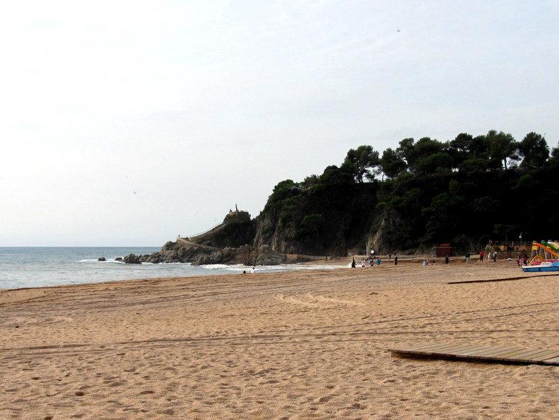 Осенний пляж - Герович Лилия