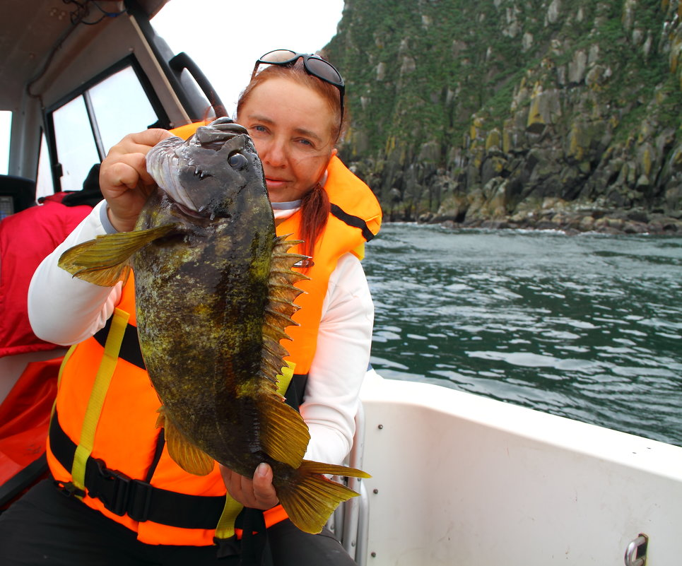 съездить на рыбалку на камчатку