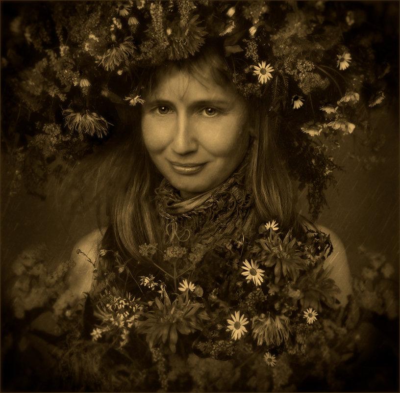 Совершенно летний портрет - Виктор Перякин