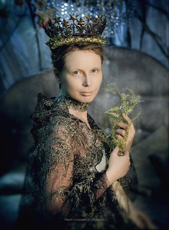 Королева - Мария Сендерова