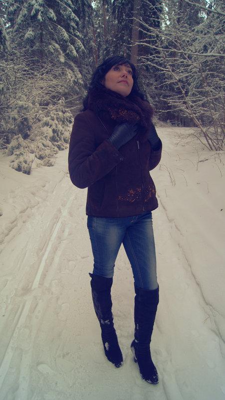 Зима - Юлия Плешакова