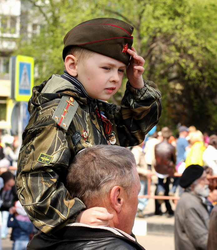 День победы - Радмир Арсеньев