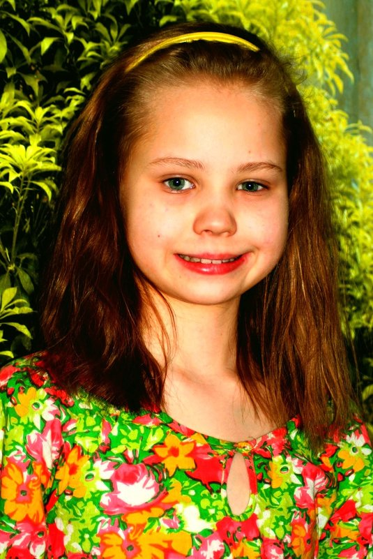 Фотопортрет моей дочери - Viktor Heronin