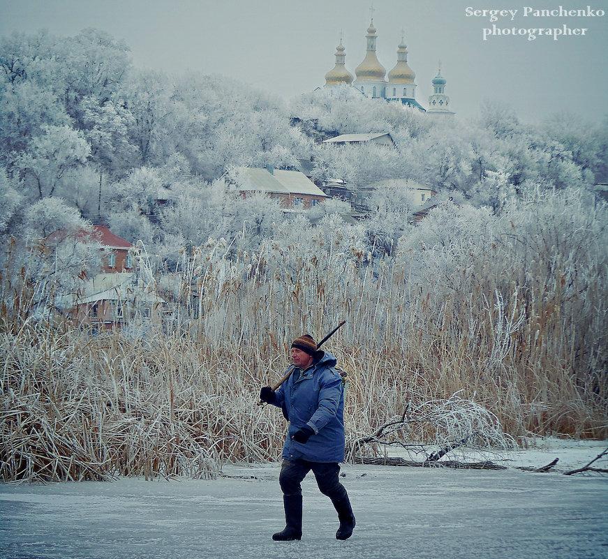Казка про зиму картинки