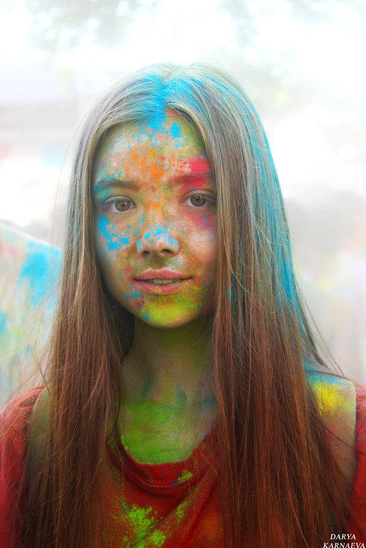Color Fest - Darya Karnaeva