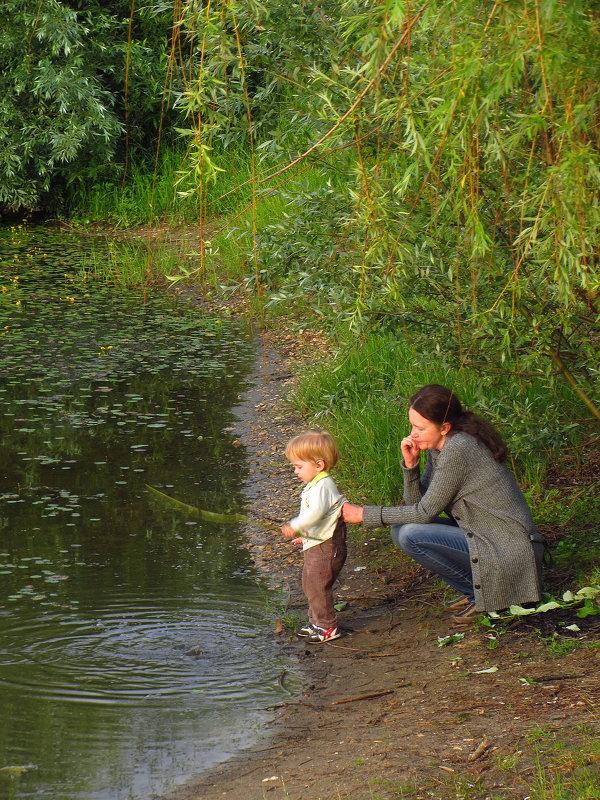 Мальчик и мама - Андрей Лукьянов