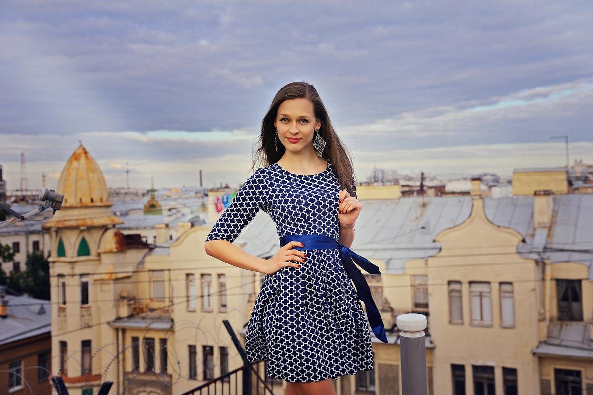 Красивые Девушки В Блузках В Санкт Петербурге