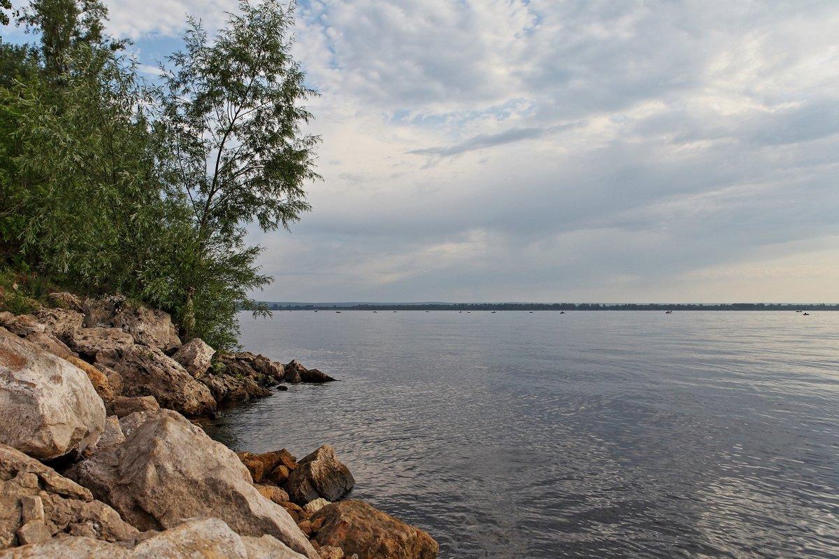 Рыбалка на камнях - Николай Алехин