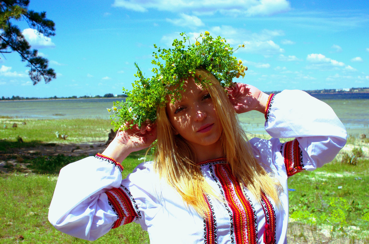 лесная мавка - Анастасия Литвиненко