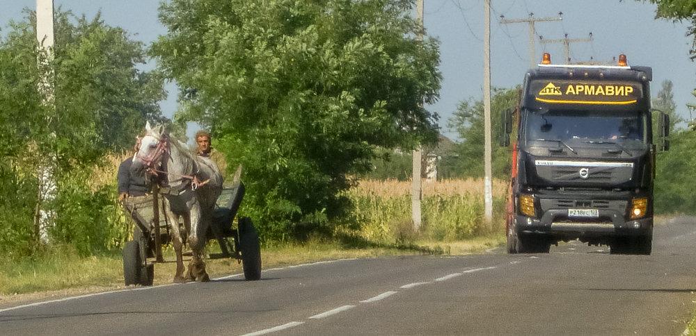 Встреча на дороге... - Юлия Бабитко