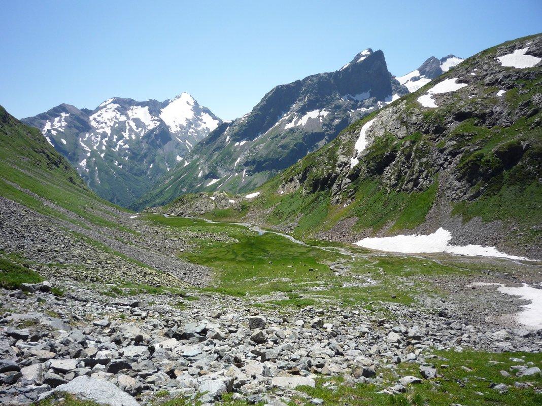 Долина Заячьи ушки - Sage Ekchard