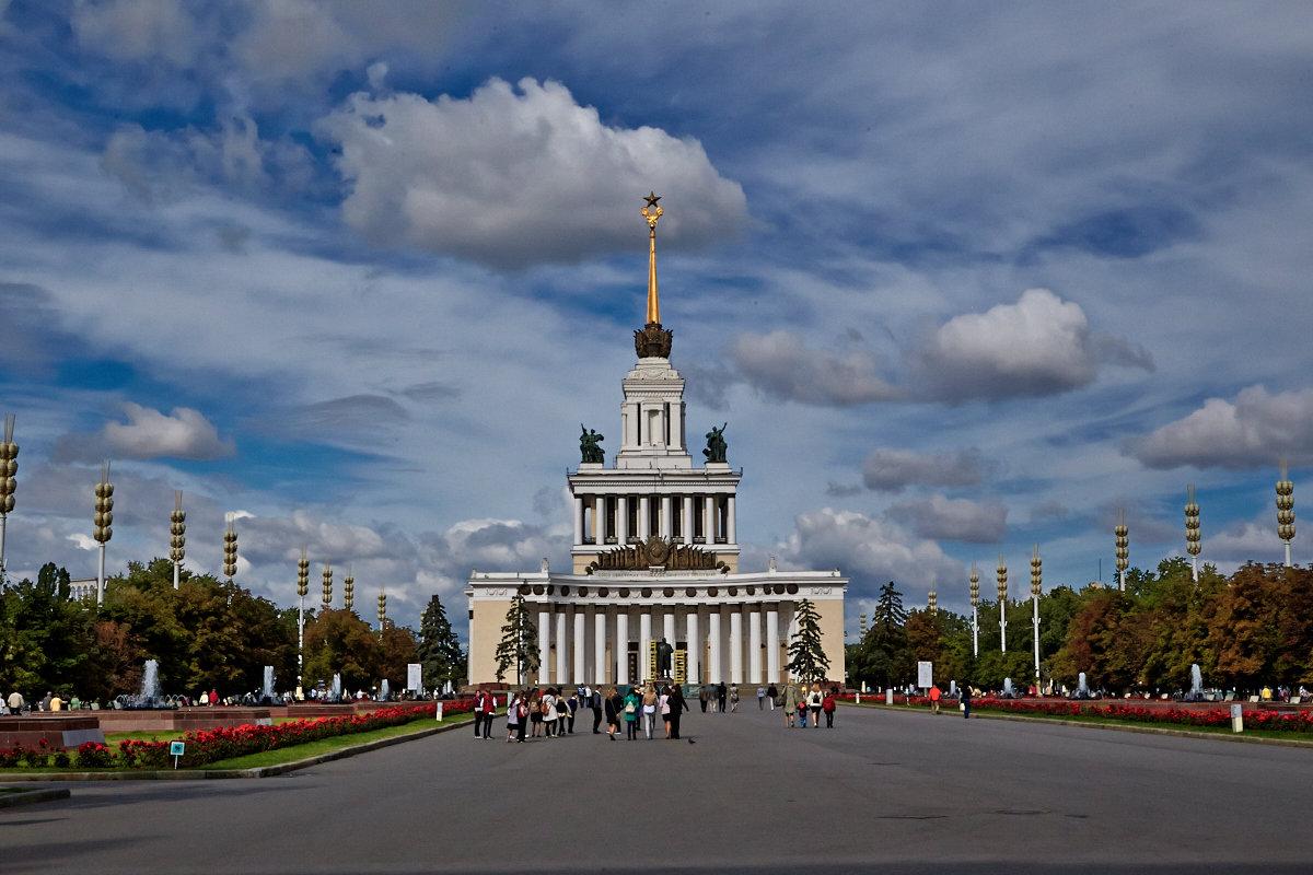 ВДНХ... Москва. - Viktor Nogovitsin