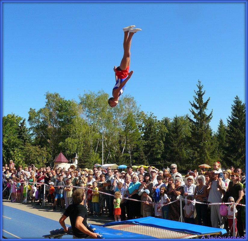 Кто над нами вверх ногами - Андрей Заломленков