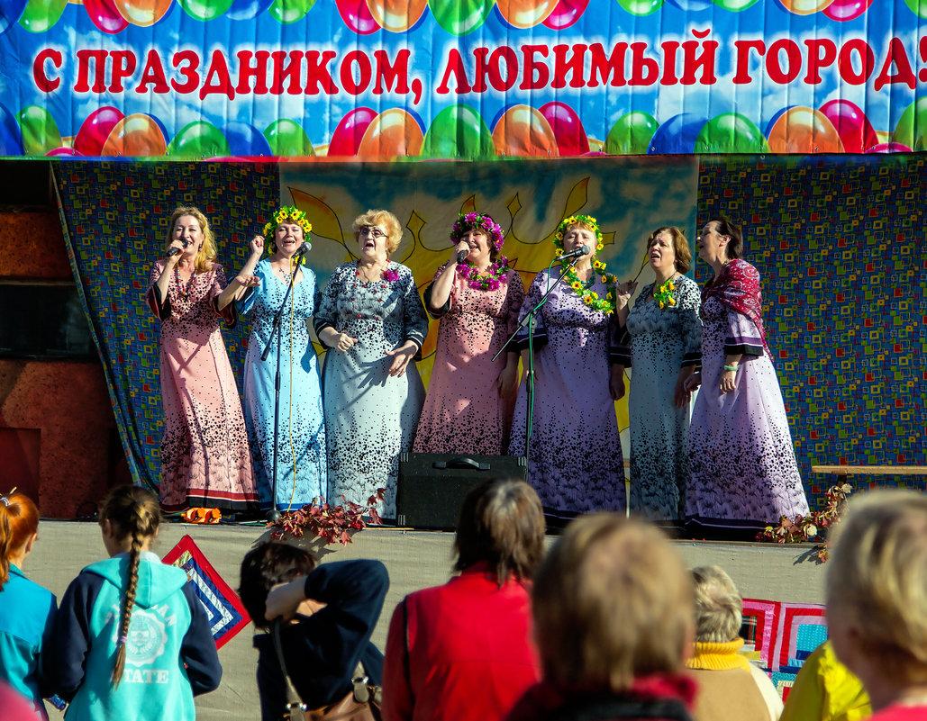 День города - Валентин Кузьмин