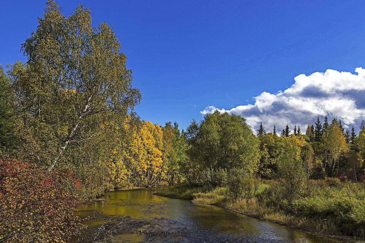 Осень золотая - Анатолий Иргл