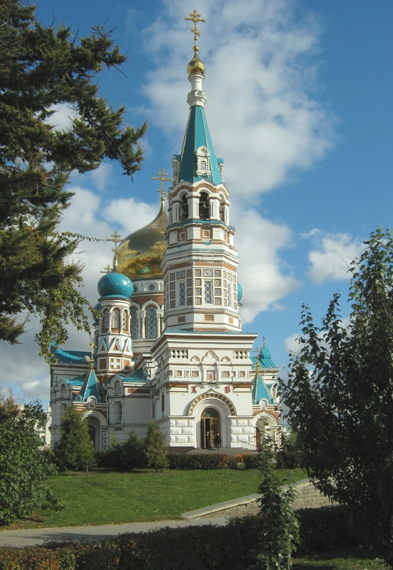 Собор - Елена Годенко