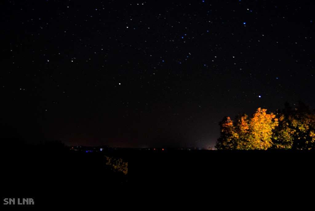 ЛНР, Луганск, ночное небо - Наталья (ShadeNataly) Мельник