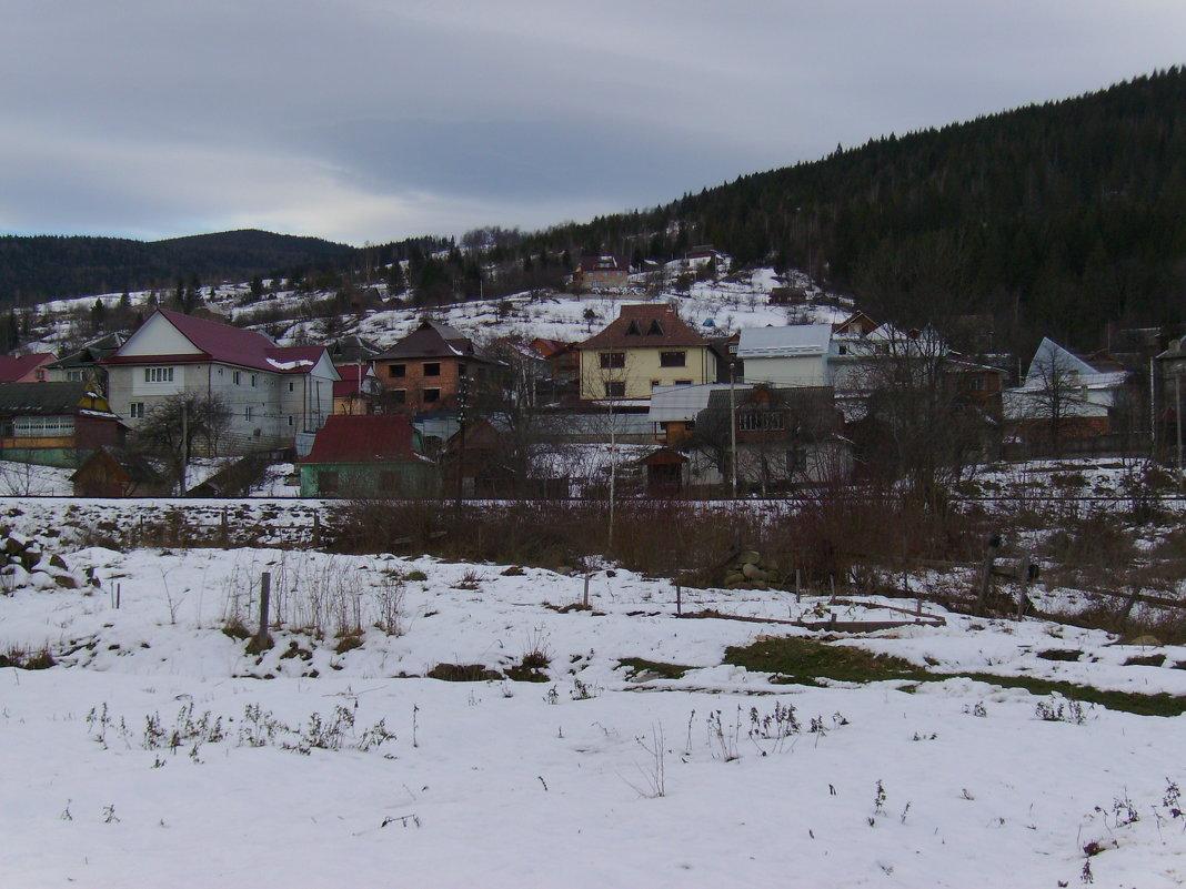 Яремча - Андрей  Васильевич Коляскин