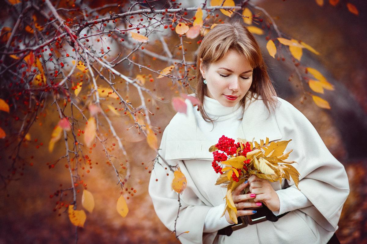 Осенняя прогулка - Юлия Вяткина