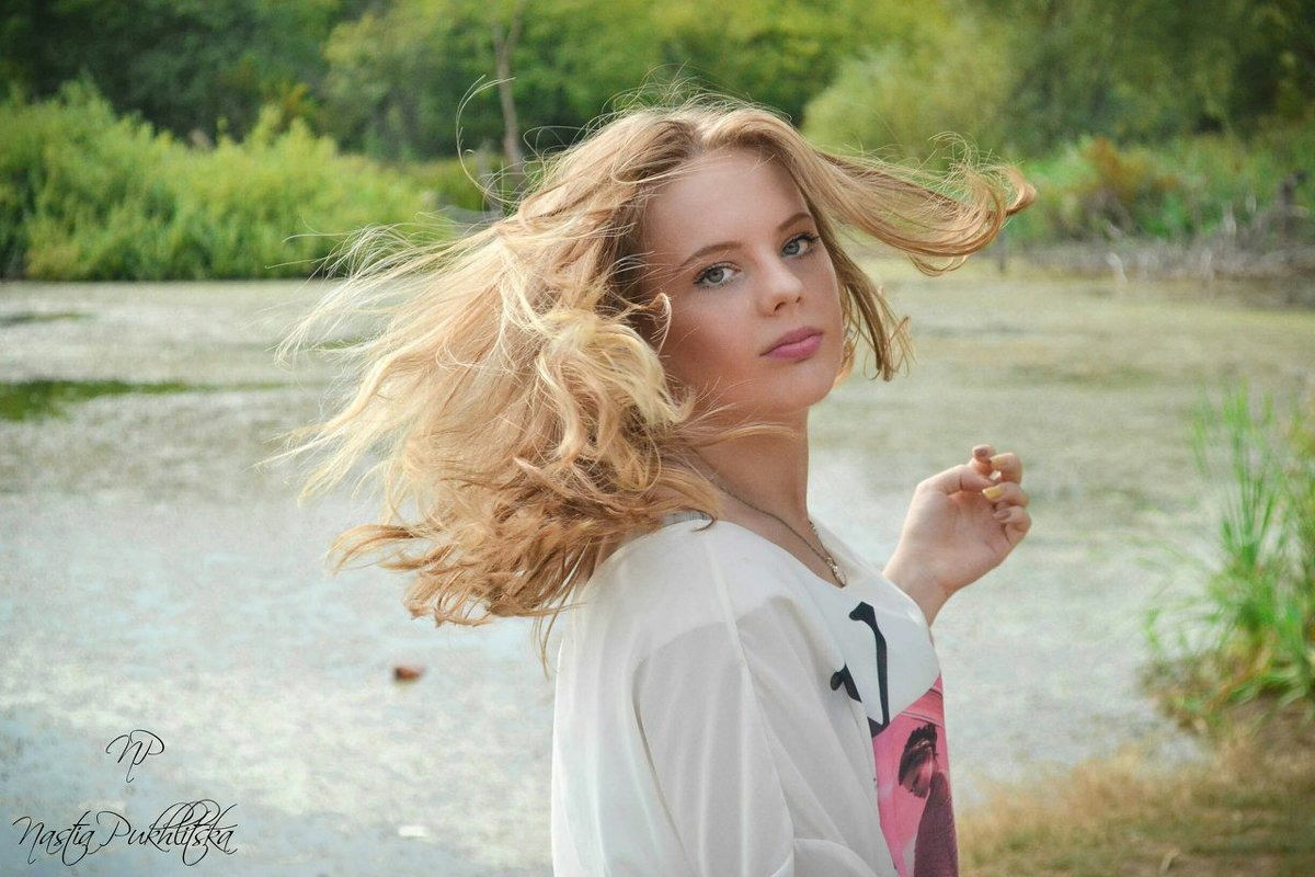 Summer goodbay - Yulia