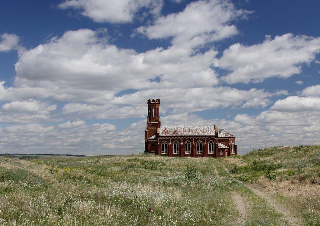 Лютеранская церковь - Александр Иванов