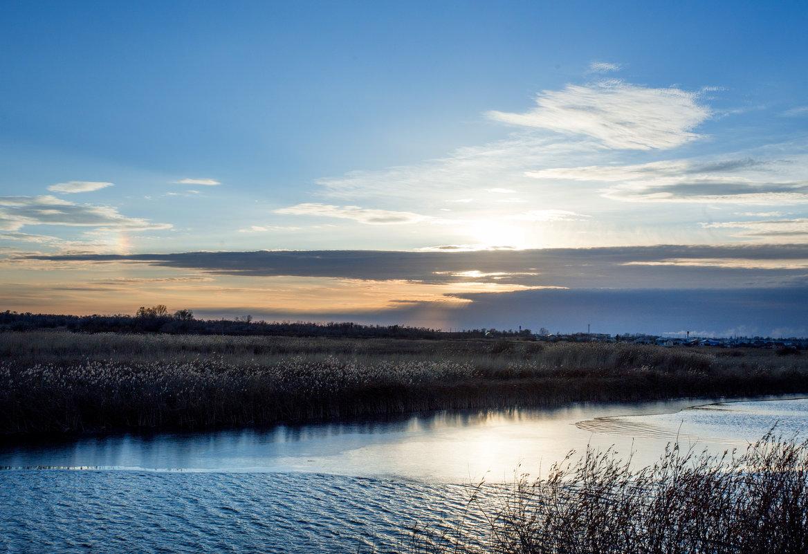 Осенняя вода - Татьяна Курамшина