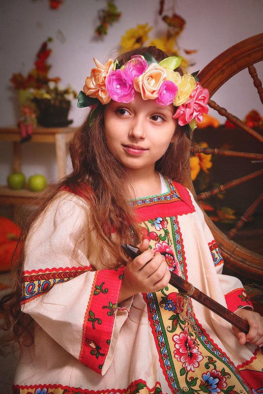 Вечер - Ольга