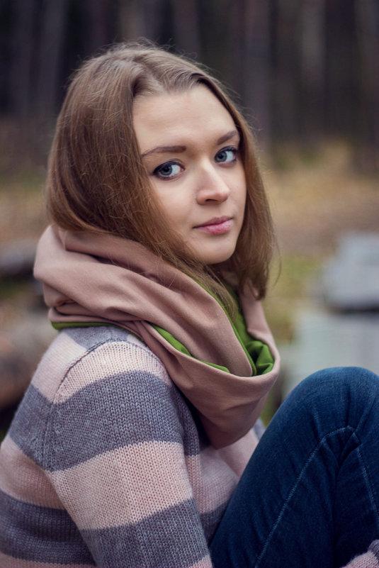 В парке - Александра Сучкова