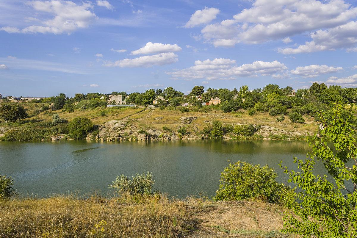 Река Сугоклея Кировоград - sergey *