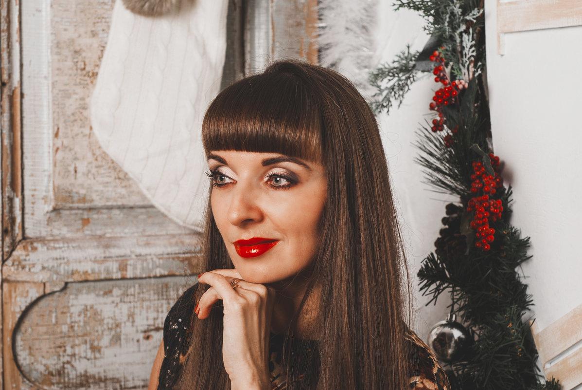 новый год - Екатерина