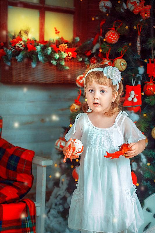 новогоднее - Света Солнцева