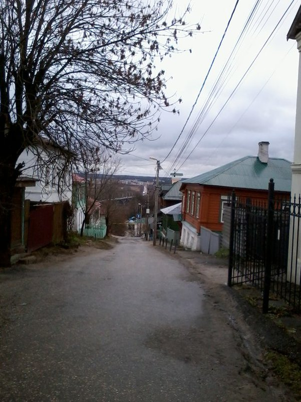Владимирский спуск - Галина