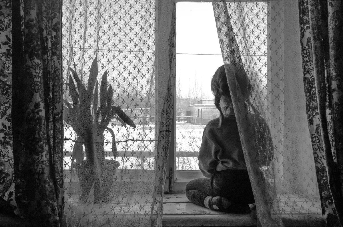 На окне - Ольга Штанько