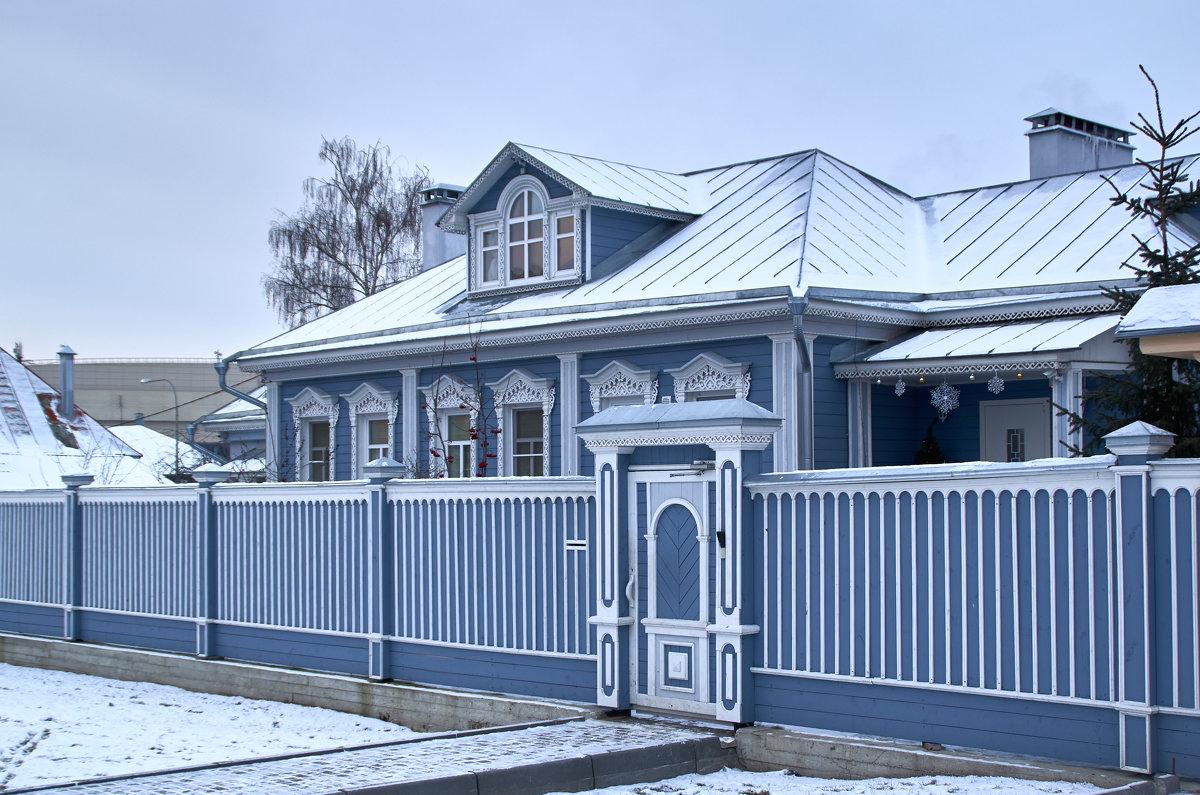 Дом в Коломне - Никита Пелевин