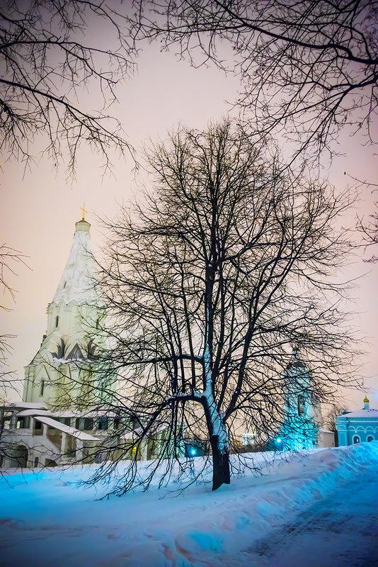 Крещенский вечер - Игорь Герман