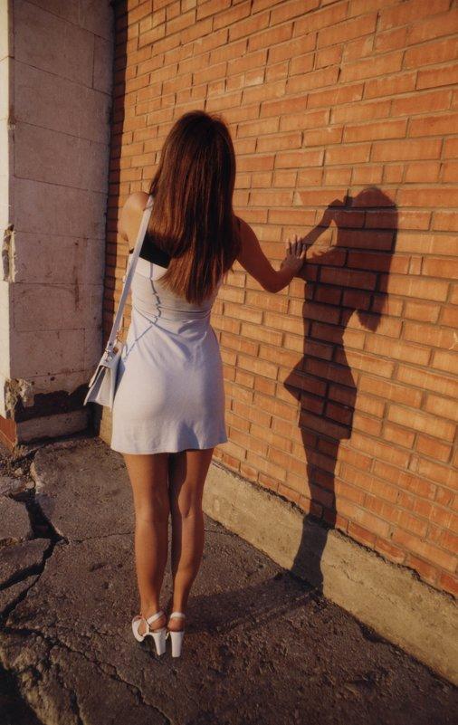 Диалог с собственной тенью - Андрей Алефиренко