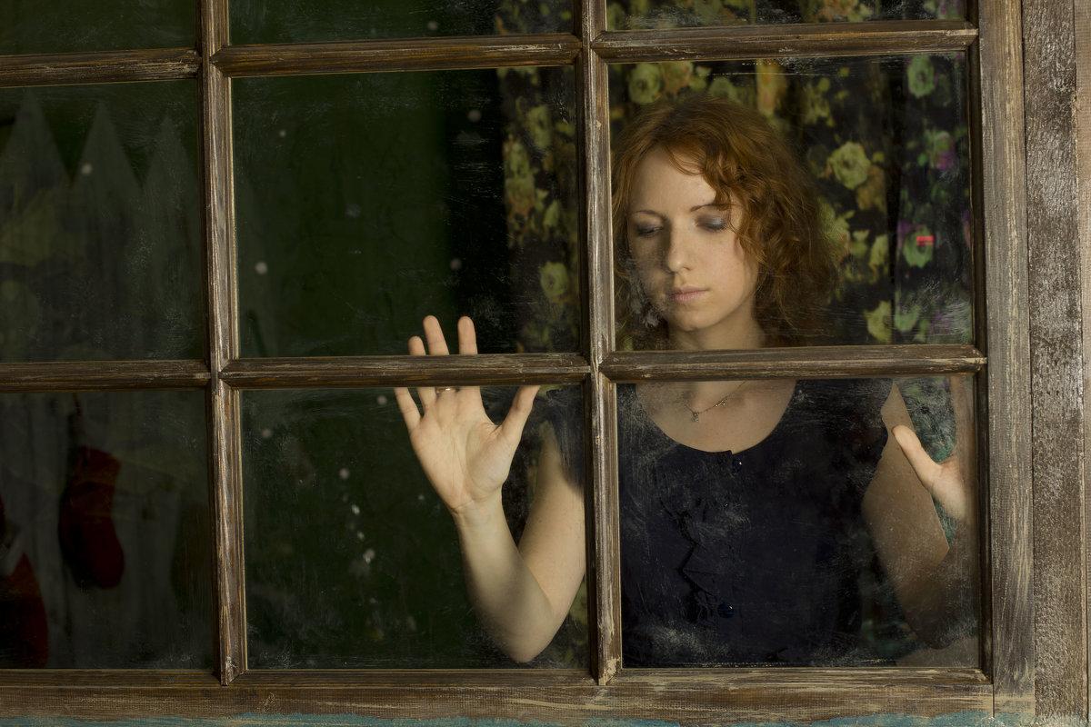 За стеклом - Ксения Тимченко