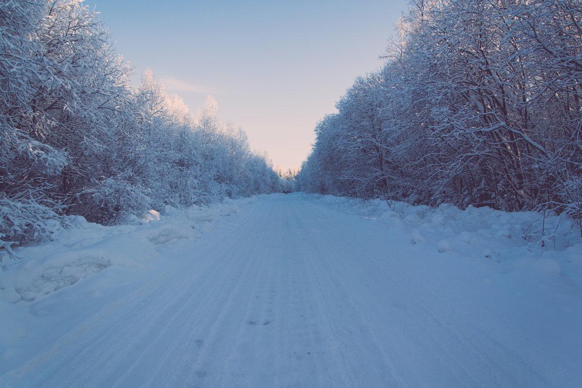 Зима - Юрий Кучевасов