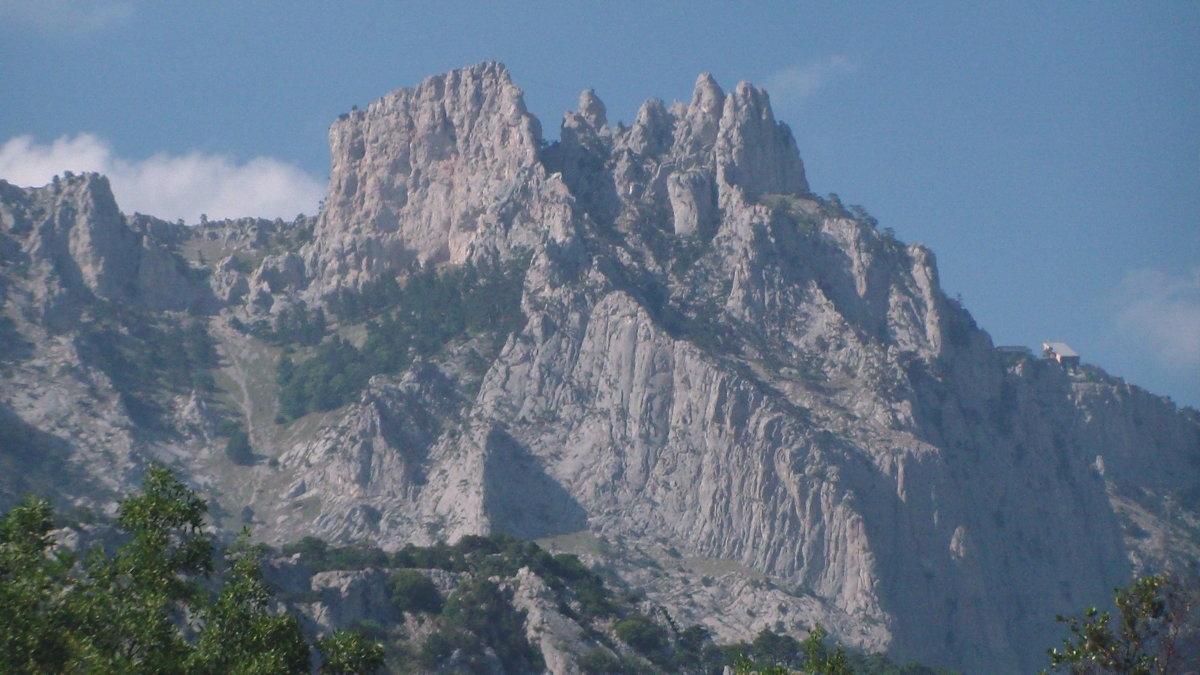 Горы в Крыму - MARIYA