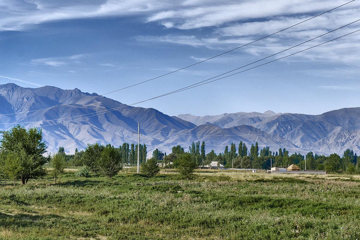 Киргизия как она есть - Sergey Kuznetcov