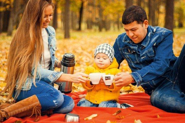 Семейный пикник - Анастасия
