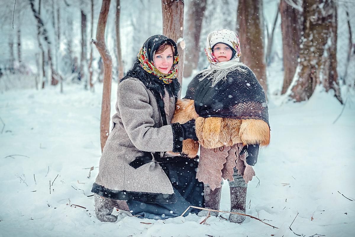 Мама не даст замерзнуть - Виктор Седов