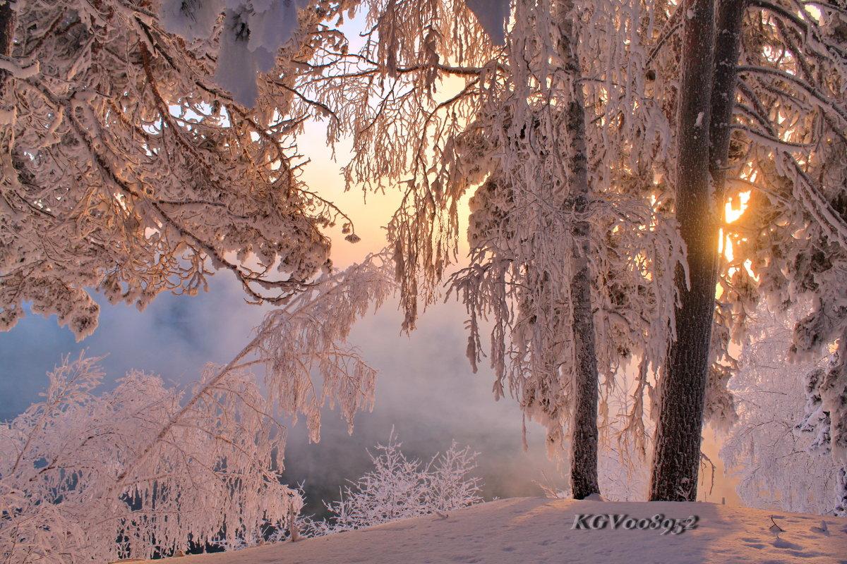 От зимы я еще не устала и рада... - Галина