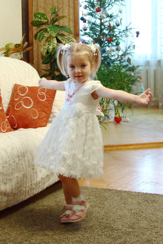 танец снежинки - Владимир Акилбаев