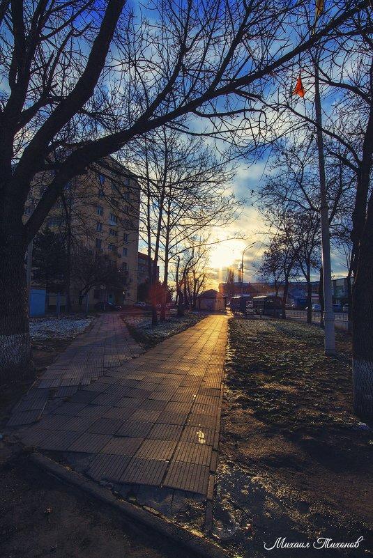 Анапа, 20 января - Михаил Тихонов