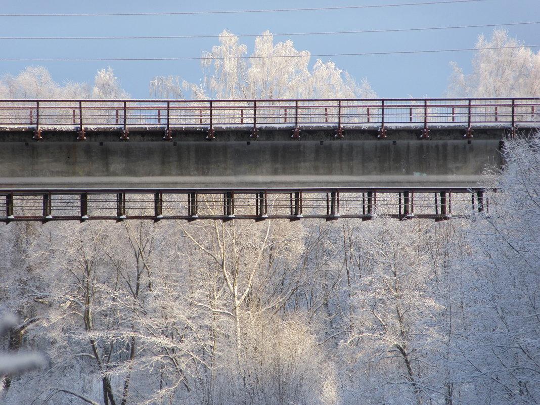 Железнодорожный мост - Mariya laimite