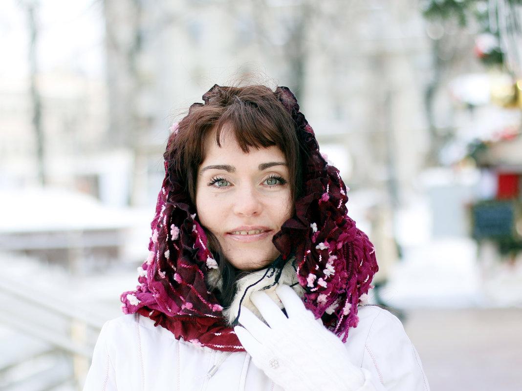 Улыбка на морозе - Татьяна Буркина