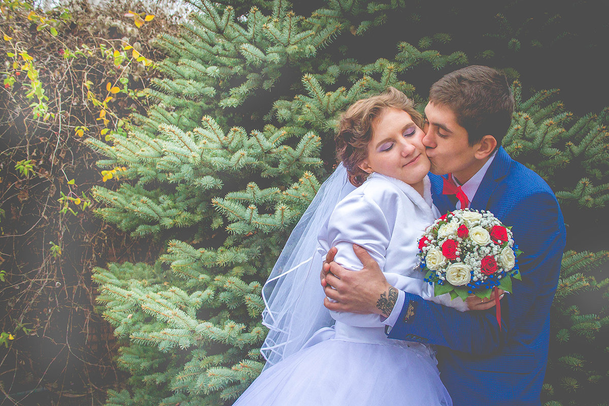 морозный поцелуй - Anna Dontsova