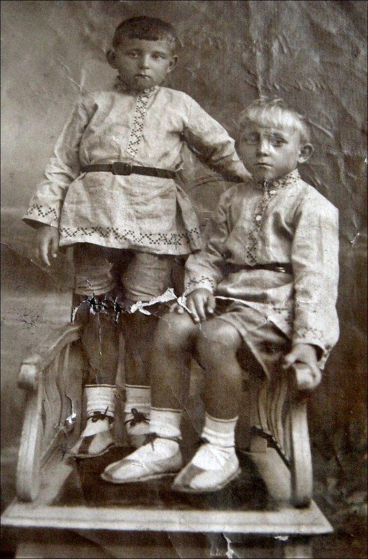 Братья. 1935 год - Нина Корешкова